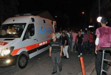 Turcia: Explozie la o nunta in Gaziantep; cel putin 30 de morti si 94 de raniti