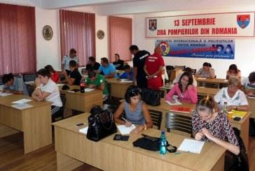 I.S.U. Maramures: Voluntari la examen
