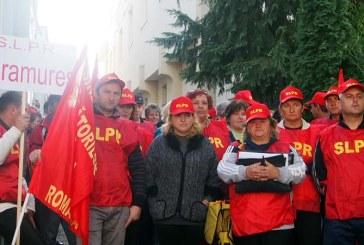 A doua zi de protest in Baia Mare. Postasii se revolta