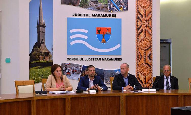"""Gabriel Zetea: """"Consiliul Judetean Maramures ar putea deveni partener al GAL-urilor, pentru a putea oferi sprijin in derularea proiectelor"""""""