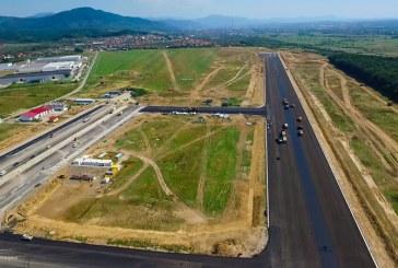 O noua suma care vizeaza investitia de modernizare a Aeroportului, alocata de Consiliul Judetean
