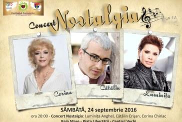 """Gabriel Zetea: Consiliul Judetean Maramures este co-organizator al Concertului """"Nostalgia"""" in cadrul Festivalului Castanelor"""