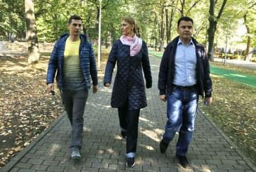 Let's Do It, Romania: Alina Gorghiu a facut curatenie in Baia Mare (FOTO)