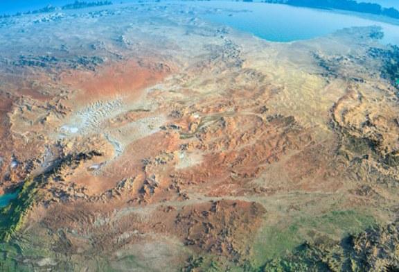 Australia isi schimba din nou coordonatele, ca sa tina pasul cu miscarea placilor tectonice