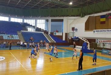 Cupa Romaniei la baschet: BCM Olimpic Baia Mare – BCM Timisoara: 74-103