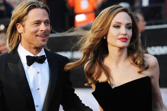 Angelina Jolie i-a cerut divortul lui Brad Pitt