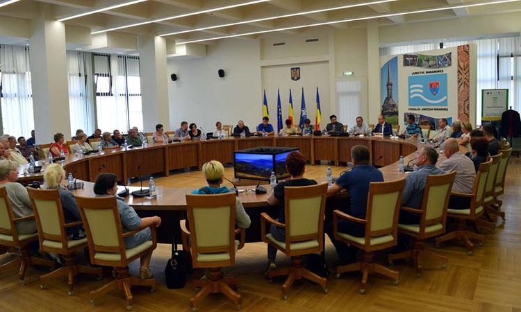 consiliul judetean maramures delegatie polonia