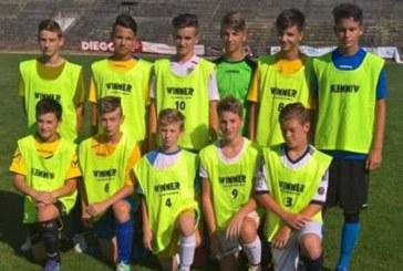 15 copii din judetul Maramures in vizor pentru echipa nationala!