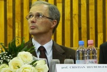 Cristian Heuberger, consilier al ministrului Educatiei