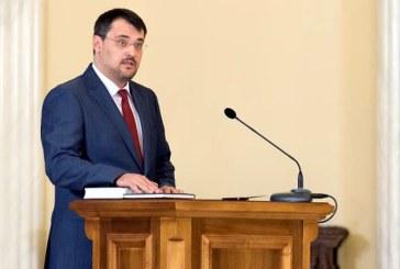 Ministrul Fondurilor Europene, Cristian Ghinea, vine marti in Baia Mare