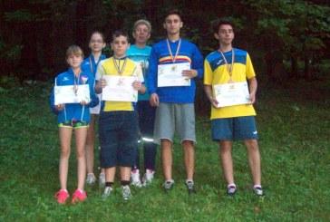C.S.S. Baia Sprie,la Campionatele Nationale de Orientare sportiva