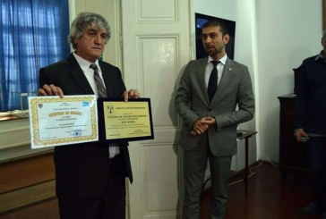 """Gabriel Zetea: Consiliul Judetean Maramures va finanta o bursa """"Elie Wiesel"""" care va duce la prezentarea vietii comunitatilor evreiesti (FOTO)"""