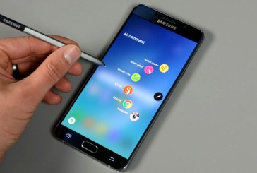 Samsung limiteaza capacitatea de incarcare a bateriei telefonului Galaxy Note 7 pentru a evita incendiile