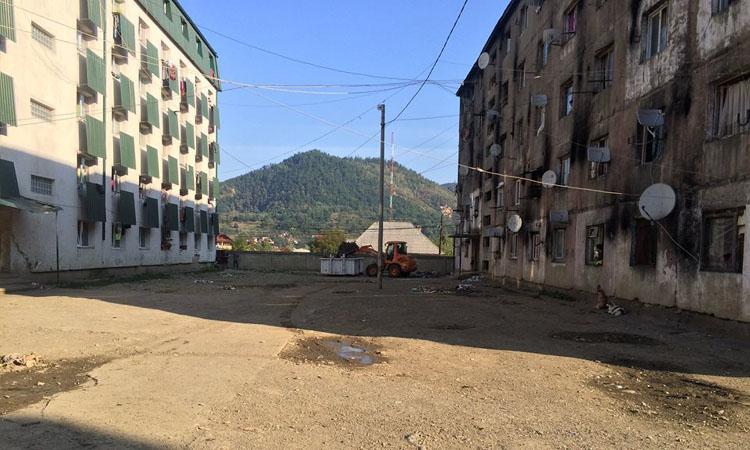 Baia Mare, un oras mai curat: Curatenie in zonele Cuprom si Horea