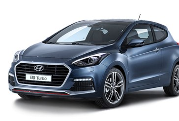 Hyundai i30 apare in showroom-uri in primavara lui 2017