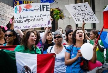 Mexic: Manifestatie pentru a cere demisia presedintelui Enrique Pena Nieto