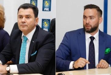Mircea Dolha il felicita pe Cristian Niculescu Tagarlas pentru functia de viceprimar
