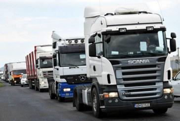 Protestul transportatorilor s-a incheiat: Au ajuns la o intelegere cu ASF