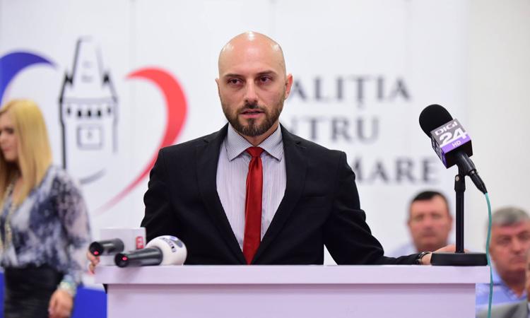 Consilierii Coalitiei pentru Baia Mare si ai PMP au parasit din nou sedinta Consiliului Local