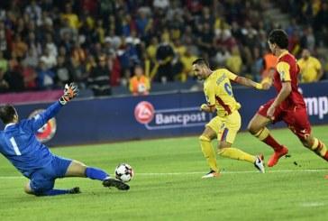 Preliminariile CM 2018: Romania – Muntenegru 1-1