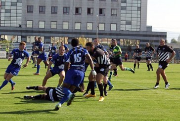 Rugby: C.S.M. Stiinta Baia Mare – Timisoara Saracens 28-24 (8-17)