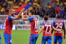 Steaua – FC Zurich 1-1, in Europa League