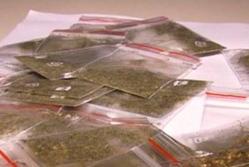 PE ALEEA ROTUNDĂ – Băimărean prins cu substanțe interzise