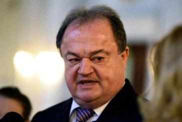 Vasile Blaga a demisionat din functia de copresedinte al PNL