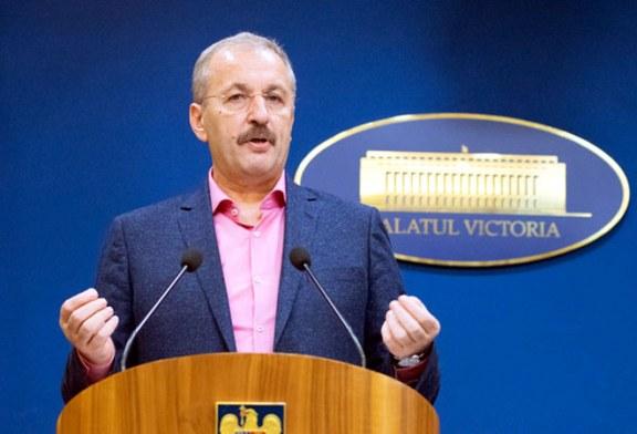 Vasile Dincu: In mare masura, obiectivele guvernarii s-au realizat