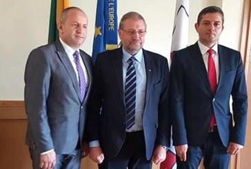 Consiliul Judetean Maramures consolideaza relatiile cu districtul si municipalitatea Panevežys (FOTO)