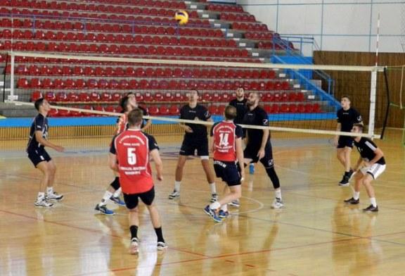 Volei masculin: Derby local in sala polivalenta din Baia Mare, luni de la ora 16.00