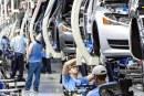 Producţia naţională de autoturisme a scăzut cu 10,67%, în 2020