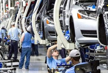 Productia nationala de autoturisme a crescut cu 7,71% in februarie si a depasit 48.000 de unitati