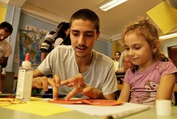 Workshop pentru voluntari, la Biblioteca Judeteana, din Baia Mare