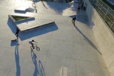 NOVA Skatepark Baia Mare a spart gheata