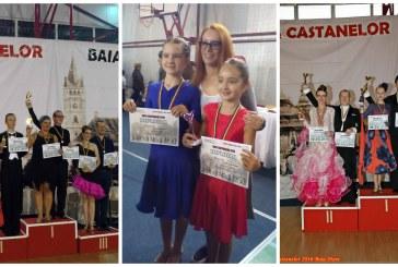 """Echipa """"Rivulus Dance"""" premiata la """"Cupa Castanelor"""""""