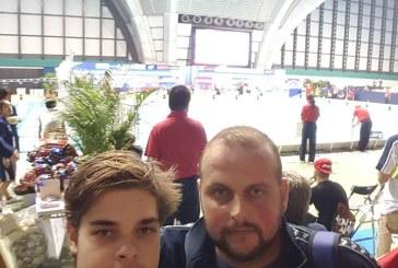 UPDATE: Campionul mondial Robert Glinta a doborat alte doua recorduri nationale la Cupa Mondiala din Tokyo