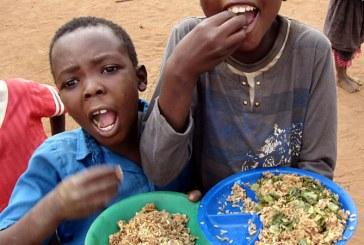 Dupa ani de declin, numarul persoanelor care sufera de foame este din nou in crestere