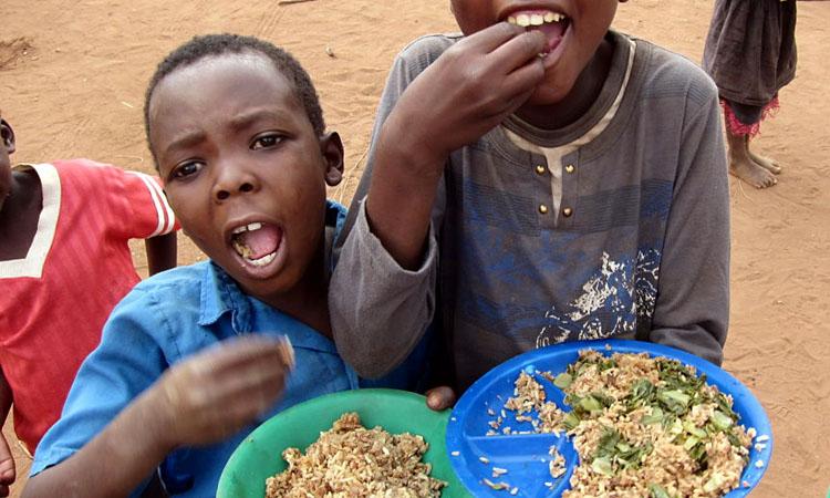 ONU - Numarul persoanelor afectate de foamete la nivel mondial, in crestere