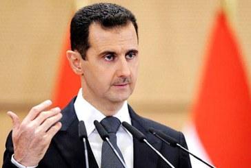 """Bashar al-Assad avertizeaza ca o actiune occidentala ar """"destabiliza si mai mult"""" regiunea"""