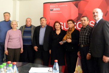 Baia Mare: BRD si-a premiat cei mai fideli clienti seniori (FOTO)