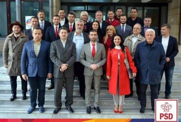 Gabriel Zetea: PSD Maramures a depus listele pentru alegerile parlamentare (FOTO)