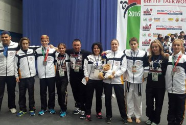 Taekwon-do ITF: Afla rezultatele obtinute de CS Stiinta-Dragonul Baia Mare la Mondiala din Budapesta