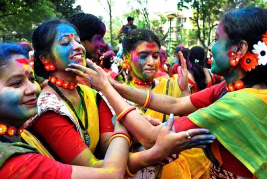 Destinatii de vacanta: Holi – Festivalul Culorilor in India