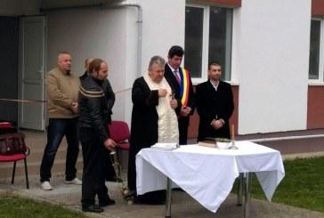 41 de familii se vor muta in noile locuinte din blocurile sociale inaugurate la Somcuta Mare (FOTO)
