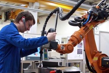 Afacerile din industrie s-au majorat cu 13,7%, in T1