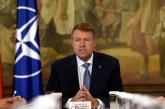 Iohannis considera necesara adoptarea cat mai curand a unei opinii a Comisiei de la Venetia pe legile Justitiei