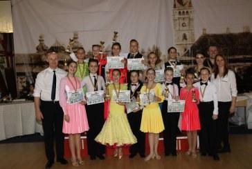 Prodance 2000 a castigat 14 medalii si detine 20 de calificari