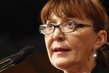 Monica Macovei: Ministrul Tudorel Toader propune trei modificari fatale pentru Justitie si tara