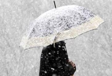 Informare de ninsori si viscol la munte, respectiv de vant, polei si ploi moderate in majoritatea regiunilor, de marti dimineata